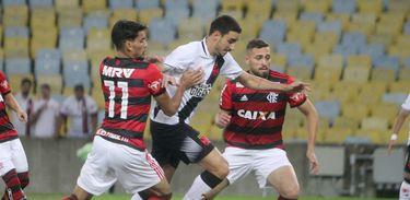Flamengo 1 x 1 Vasco