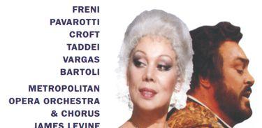 Capa do CD Manon Lescaut, de Puccini
