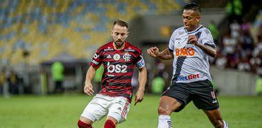 Flamengo 4 x 4 Vasco