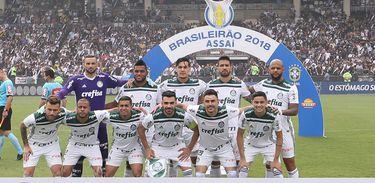 Vasco 0 x 1 Palmeiras