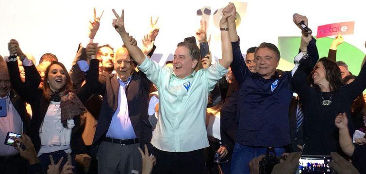 Podemos confirma �lvaro Dias como candidato a presidente da República, nas eleições de 2018