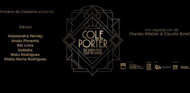 Musical conta a vida de Cole Porter na visão de 6 mulheres