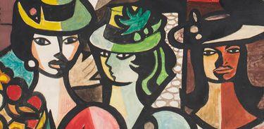 """""""Visões Cotidianas do Brasil Moderno"""" reúne o olhar de grandes artistas sobre o Rio"""