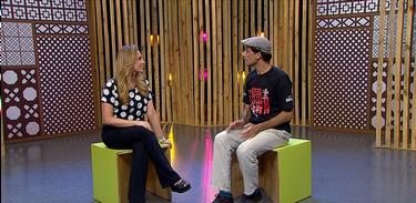 Karina Cardoso entrevista o ator, palhaço e diretorRicardo Puccetti, dacompanhia teatral Lume