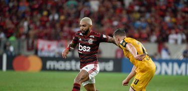 Flamengo x Peñarol