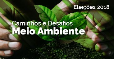 banner eleições meio ambiente