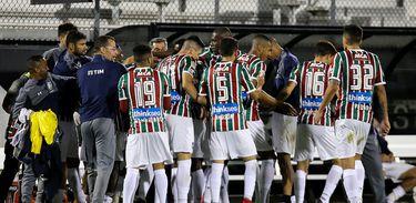 Fluminense X Portuguesa-RJ