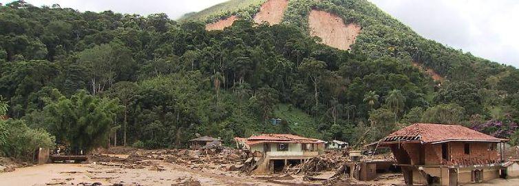 Caminhos da Reportagem relembra a tragédia na região serrana do Rio