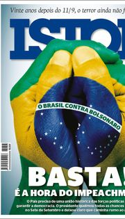 Capa da Revista IstoÉ Edição