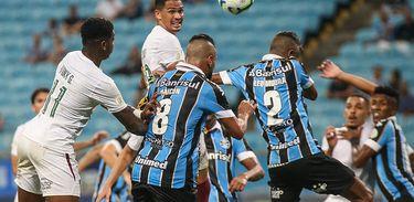 Grêmio 4 x 5 Fluminense