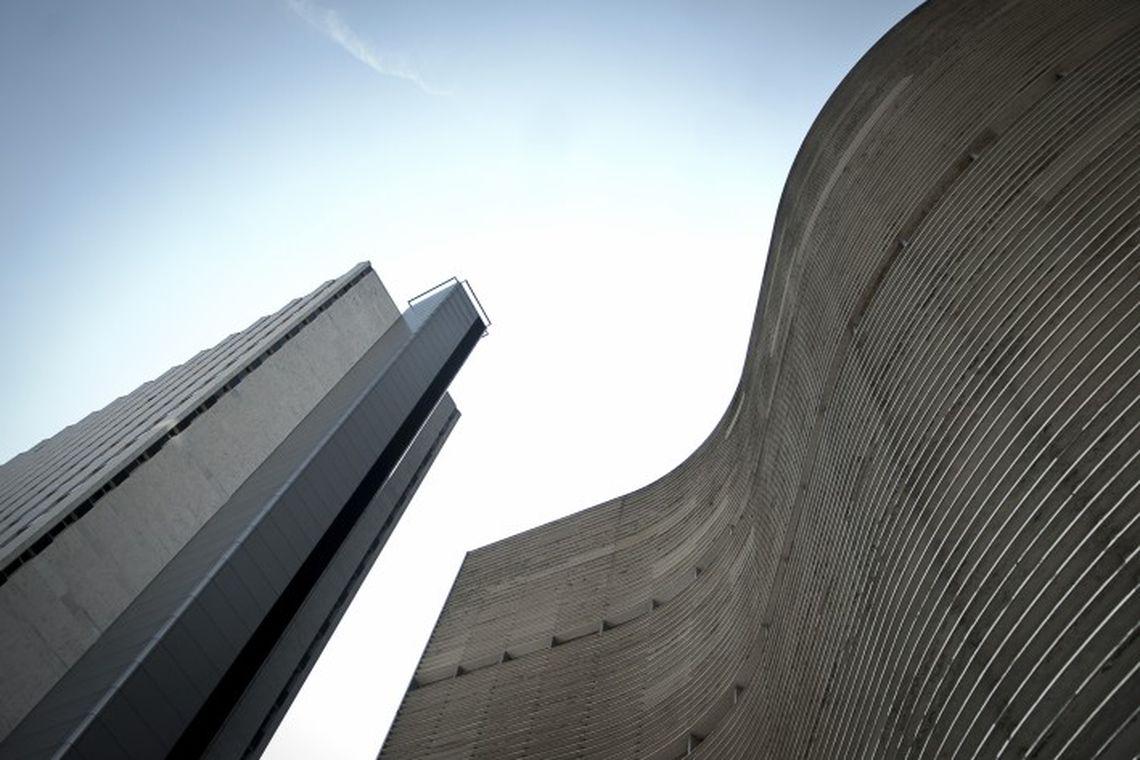 Copan, Edifício, Moradia, prédio