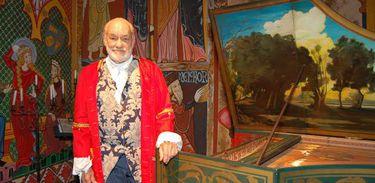 Maestro e cravista Roberto de Regina