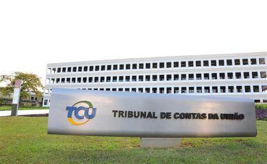 Sede do Tribunal de Contas da União (TCU), em Brasília (Divulgação/TCU)