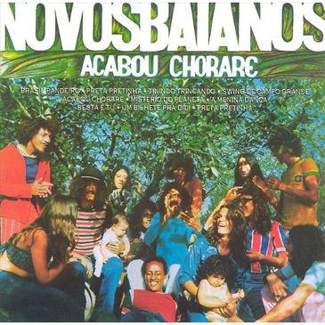 Vindos da Bahia e influenciados por João Gilberto, os Novos Baianos são alguns dos herdeiros da Tropicália