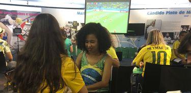 Copa inclusiva leva emoções de Brasil e Bélgica à deficientes em São Paulo