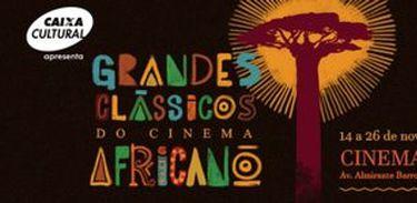 Rio de Janeiro recebe mostra de filmes clássicos africanos