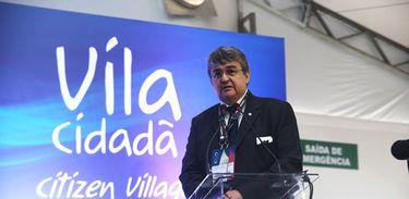 Ricardo Andrade, diretor da ANA