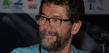 O escritor e jornalista Marçal Aquino