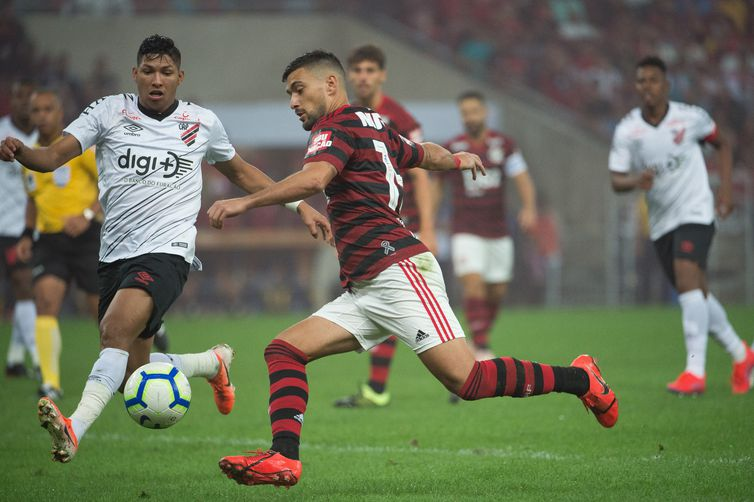 Arquivo/17.07.2019/Alexandre Vidal / Flamengo