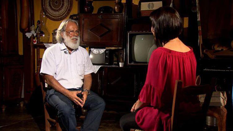 Paulo Salles conversa com Roseann Kennedy