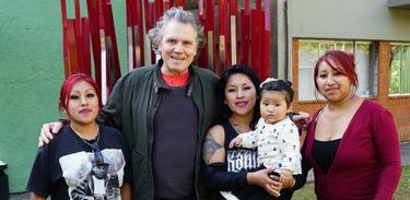 Arrigo Barnabé  e as  MCs de La Paz