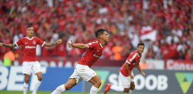 Internacional 2 x 1 Flamengo