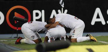 Botafogo 1 X 2 Fluminense