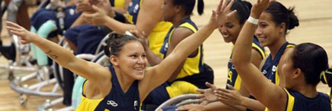 Paraenses formam seleção de basquete feminino das Paralimpíadas