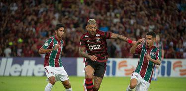 Fluminense 0 x 0 Flamengo