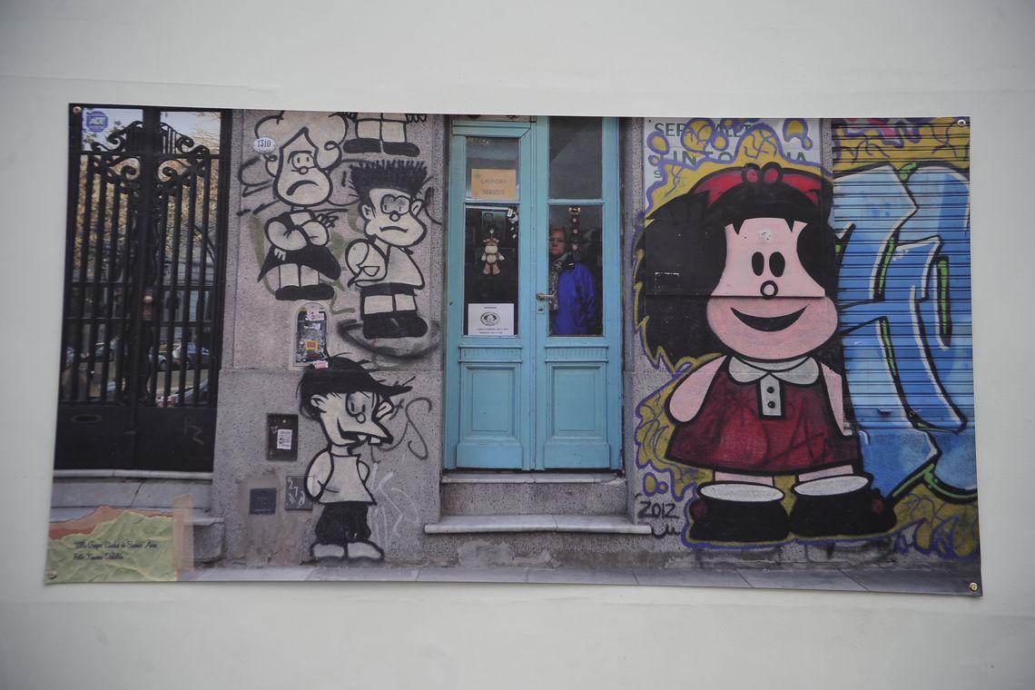 Criador de Mafalda nega autoria de tiras que criticam aborto