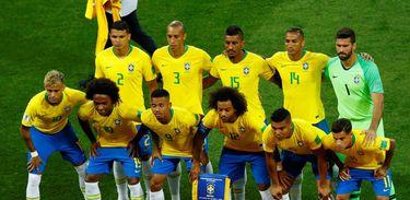Seleção Brasileira na Rússia