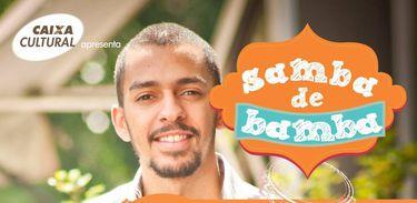 Julio Estrela no Samba de Bamba