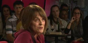 Margareth Rago no Café Filosófico