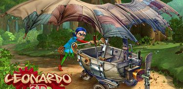 A máquina voadora de Leonardo