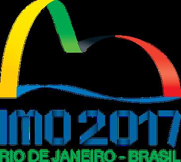logomarca da olimpiada internacional de matemática