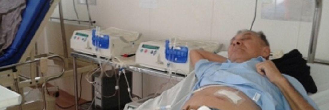 DF oferece tratamento em casa para pacientes renais crônicos