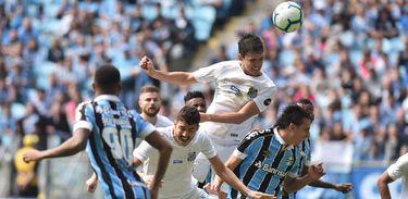 Grêmio 1 x 2 Santos