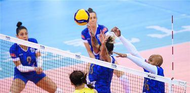 Praia Clube e Minas estrearam com derrota no Mundial de Clubes