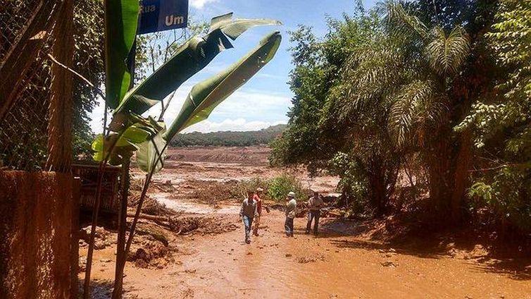 Rompimento Barragem Brumadinho