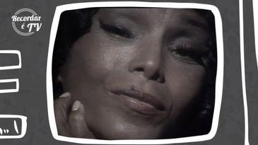 Recordar é TV homenageia Elza Soares