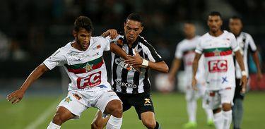 Botafogo 2 X 2 Portuguesa-RJ