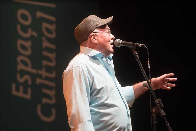 Chico Salles no Cena Musical