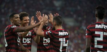 Flamengo 3 x 1 Grêmio