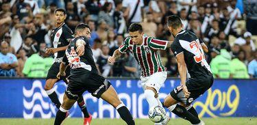Vasco 1 x 0 Fluminense