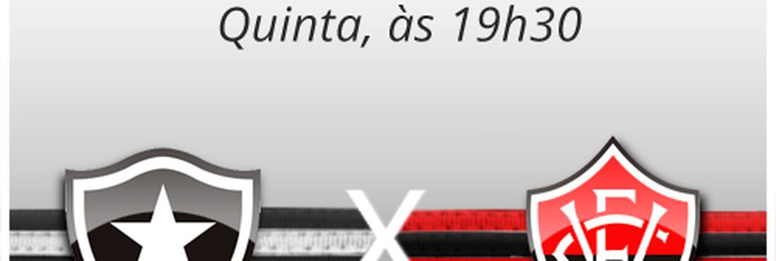 Escute Botafogo e Vitória pelo Portal EBC