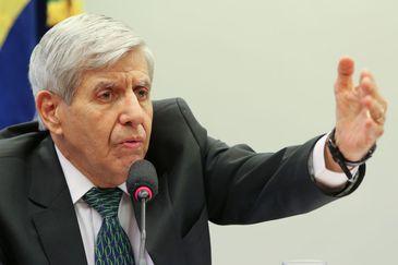 Augusto Heleno é general reserva do Exército e atual ministro do GSI
