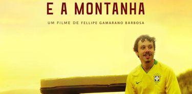 cartaz do filme Gabriel e A Montanha (2017)