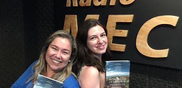 Vanessa Guimarães está no Conversa com o Autor