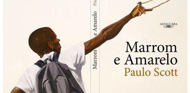 """Paulo Scott discute discriminação racial no livro """"Marrom e amarelo"""""""