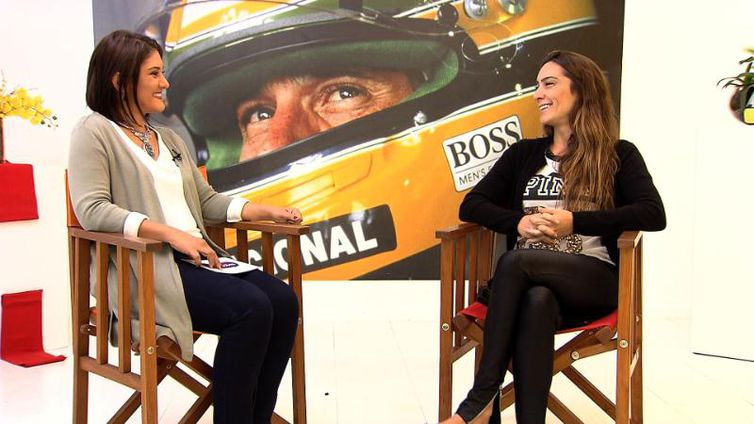 Roseann Kennedy entrevista Bianca Senna, diretora do Instituto Ayrton Senna